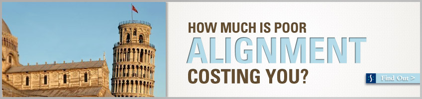 How Much is Poor Alignment Costing You?